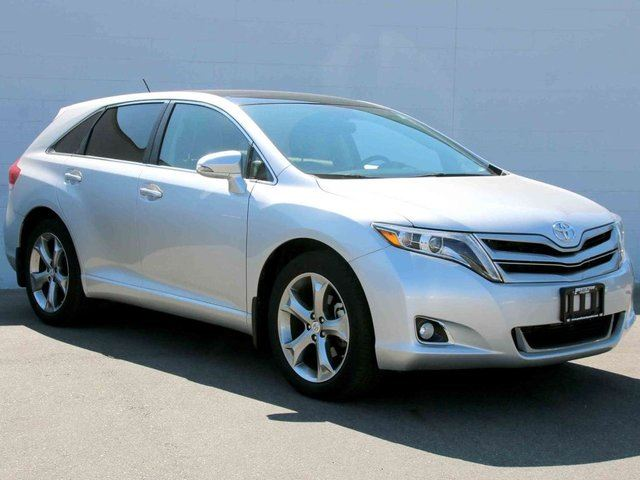 2014 Toyota Venza Limited V6 4dr All-wheel Drive in Kelowna, British Columbia