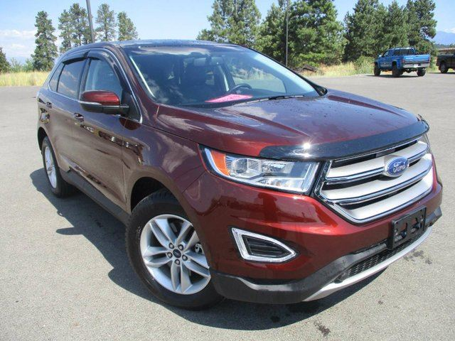 2016 FORD EDGE SEL AWD w/ Canadian Touring Package in Cranbrook, British Columbia