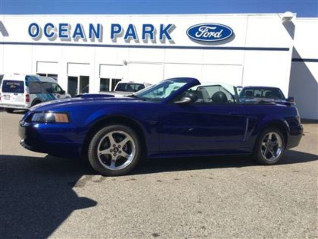2003 Ford Mustang - in Surrey, British Columbia