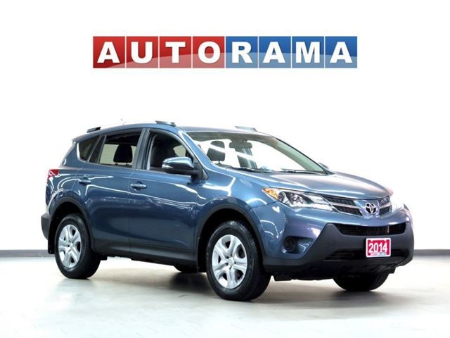 2014 TOYOTA RAV4 LE 4WD BACKUP CAMERA in North York, Ontario