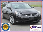 2012 Nissan Altima 2.5 S CVT Coupe w/Sunroof & Back-up Camera in Ottawa, Ontario