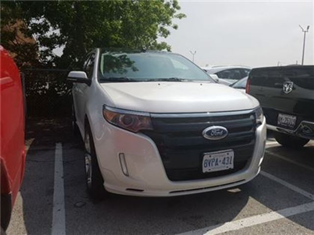 2014 Ford Edge Sport Navigation, Leather, Panoramic Sunroof !!! in Concord, Ontario