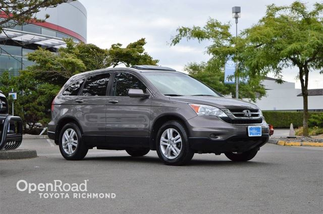 2010 HONDA CR-V EX-L in Richmond, British Columbia