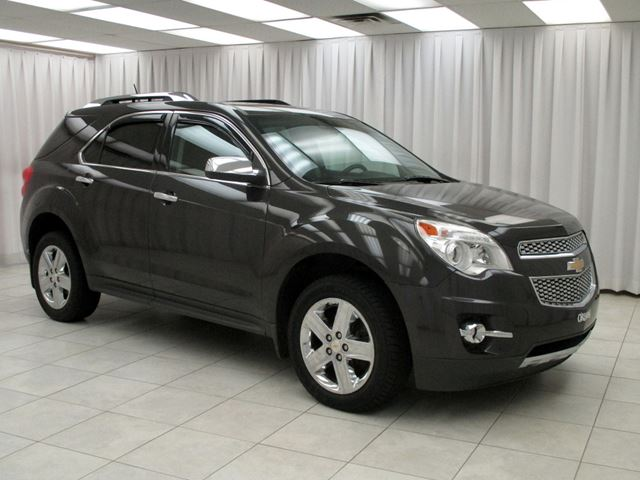 2015 Chevrolet Equinox LTZ V6 AWD SUV w/ BLUETOOTH, HEATED SEATS, ON-S in Dartmouth, Nova Scotia