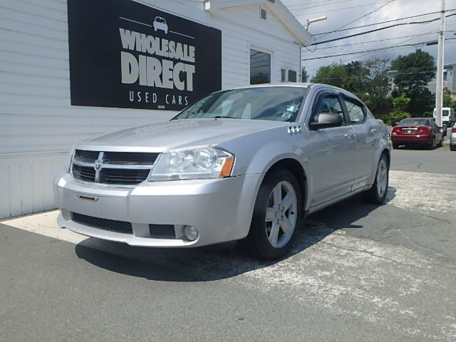 2008 Dodge Avenger SEDAN SXT 2.7 L in Halifax, Nova Scotia
