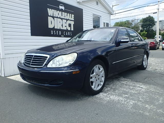 2003 Mercedes-Benz S-Class SEDAN S500 RWD 5.0 L in Halifax, Nova Scotia