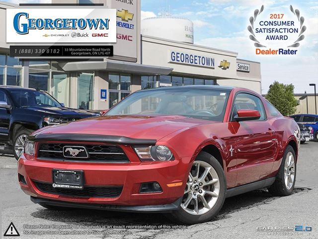 2011 Ford Mustang V6 * Sport Ride * in Georgetown, Ontario