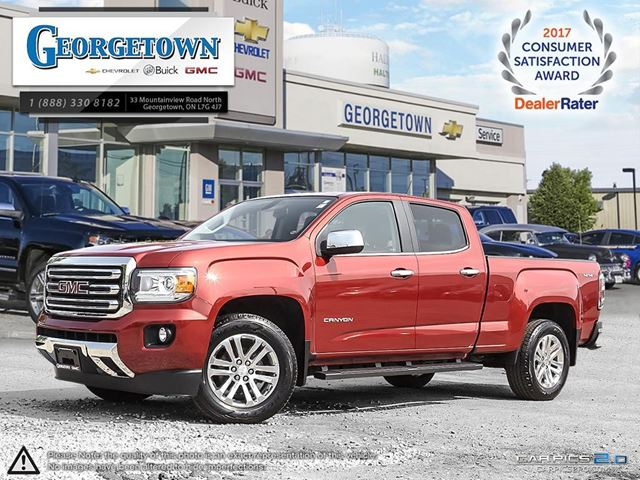 2016 GMC CANYON SLT SLT in Georgetown, Ontario