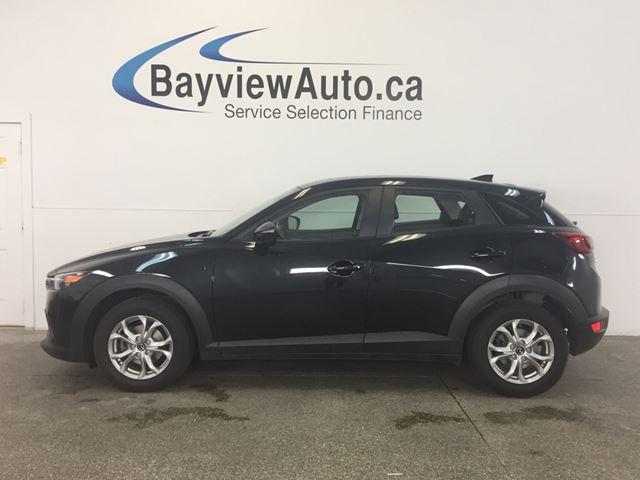 2016 Mazda CX-3 GS -SKYACTIV! SUNROOF! BLUETOOTH! HEATED LEATHER!  in Belleville, Ontario