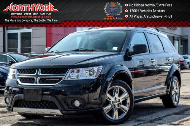 2012 Dodge Journey R/T in Thornhill, Ontario