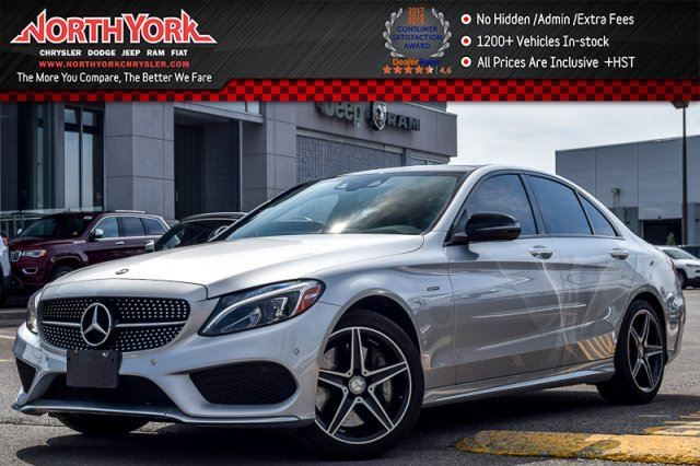 2016 MERCEDES-BENZ C-CLASS C 450 AMG in Thornhill, Ontario