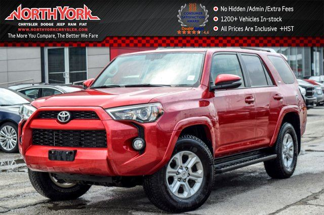 2014 Toyota 4Runner SR5 in Thornhill, Ontario