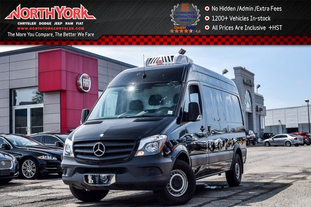 2014 MERCEDES-BENZ SPRINTER BASE in Thornhill, Ontario