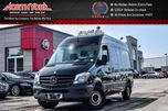 2014 Mercedes-Benz Sprinter Bluetooth Tow Hitch Keyless_Entry AirConditionedBox in Thornhill, Ontario
