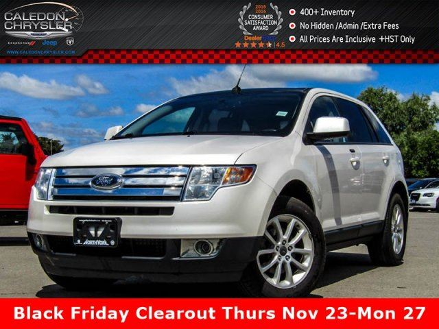 2010 Ford Edge SEL in Bolton, Ontario