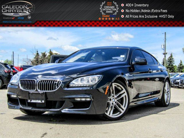 2014 BMW 6 SERIES 650i xDrive in Bolton, Ontario