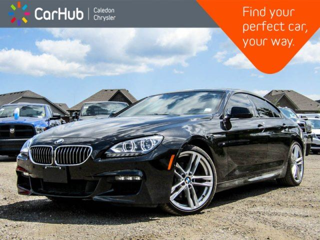 2015 BMW 6 Series 640i xDrive in Bolton, Ontario