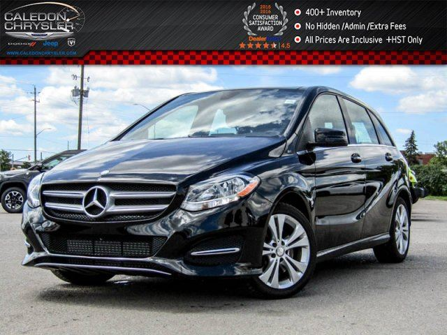 2015 MERCEDES-BENZ B-CLASS B 250 Sports Tourer in Bolton, Ontario