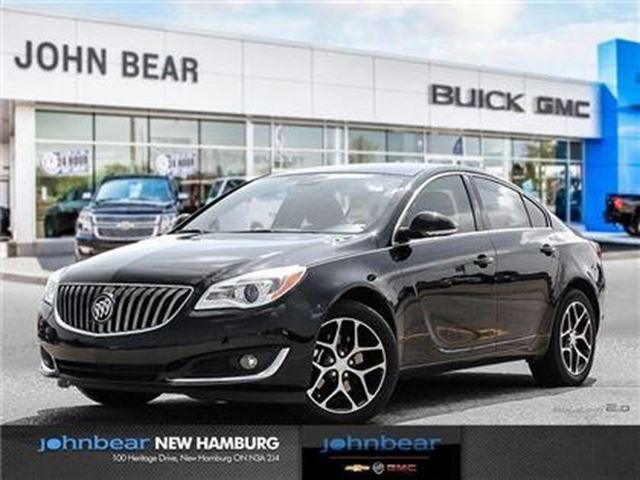 2017 Buick Regal Sport Touring in New Hamburg, Ontario
