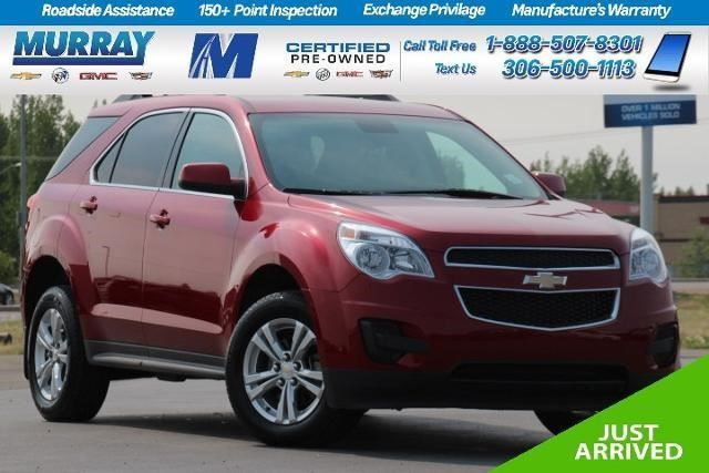 2015 Chevrolet Equinox LT in Moose Jaw, Saskatchewan