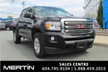 2016 GMC Canyon 4WD SLE in Chilliwack, British Columbia