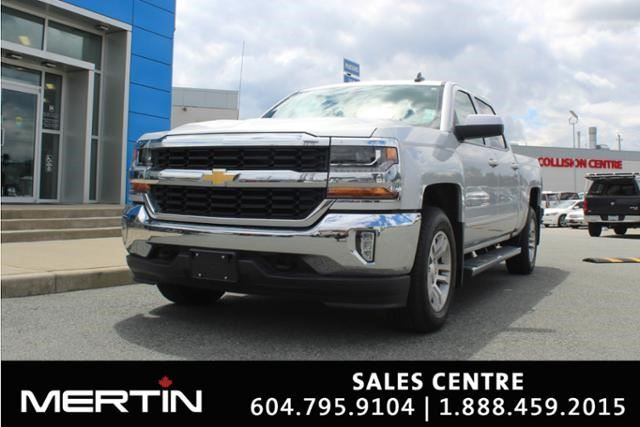 2016 Chevrolet Silverado 1500 LT in Chilliwack, British Columbia