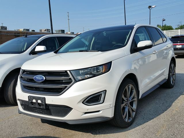 2016 Ford Edge Sport in Richmond Hill, Ontario