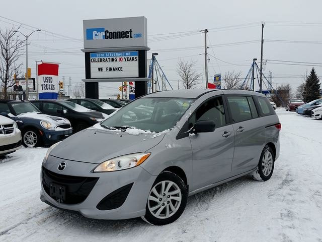 2012 Mazda MAZDA5 ONLY $19 DOWN $55/WKLY!! in Ottawa, Ontario
