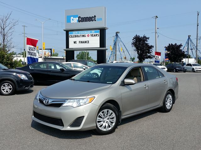 2013 Toyota Camry ONLY $19 DOWN $64/WKLY!! in Ottawa, Ontario