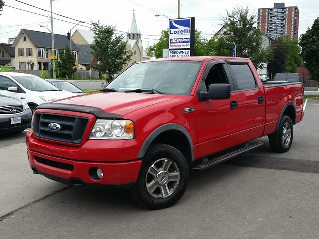 2007 Ford F-150 FX4 in Ottawa, Ontario