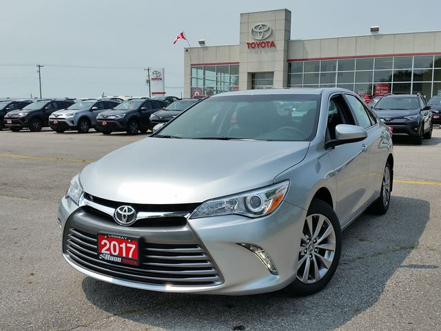 2017 Toyota Camry XLE in Lindsay, Ontario