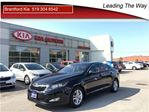 2013 Kia Optima LX   from 0.9% finance in Brantford, Ontario