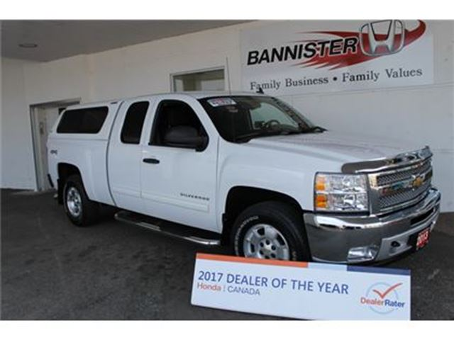 2013 Chevrolet Silverado 1500 LT in Vernon, British Columbia