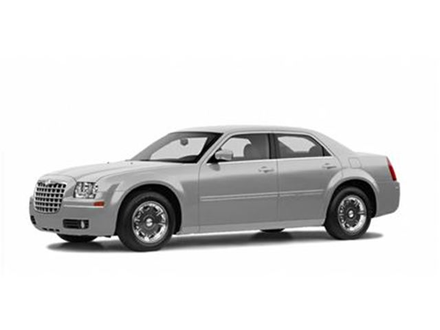 2006 CHRYSLER 300 Base TOURING LEATHER AND SUNROOF in Edmonton, Alberta