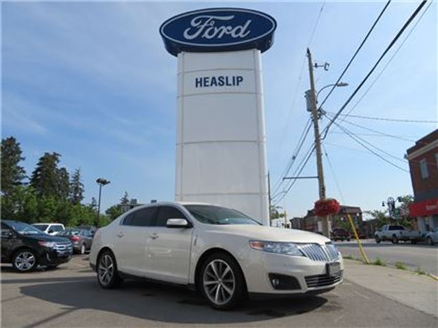 2009 LINCOLN MKS Base in Hagersville, Ontario