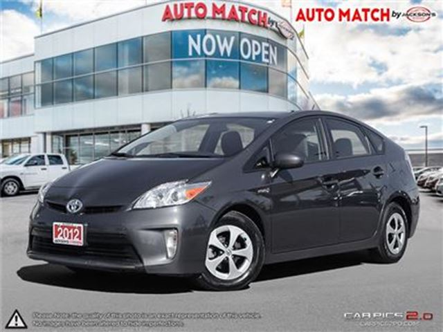 2012 Toyota Prius Base (CVT) in Barrie, Ontario