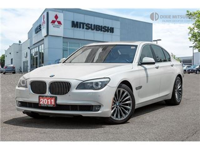 2011 BMW 7 Series 750 - in Mississauga, Ontario