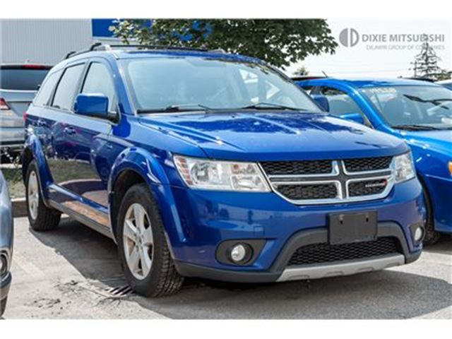 2012 DODGE JOURNEY SXT 4D Utility FWD in Mississauga, Ontario