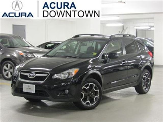 2015 SUBARU XV CROSSTREK Limited/No Accident/Navi/Rear Camera/ in Toronto, Ontario