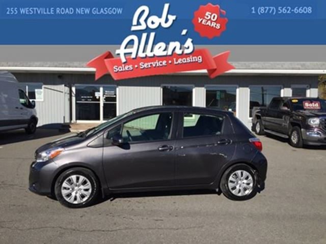 2012 Toyota Yaris LE in New Glasgow, Nova Scotia