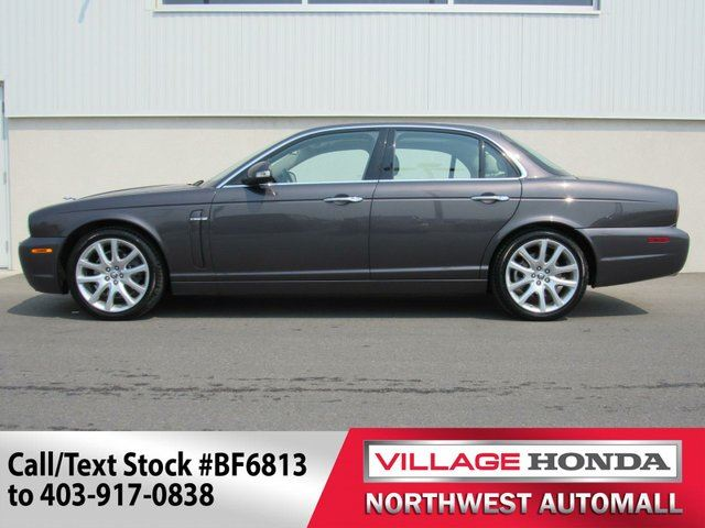 2009 Jaguar XJ Series XJ 8 in Calgary, Alberta