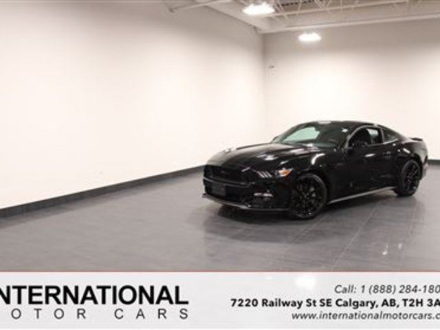 2016 Ford Mustang GT 5.0 LITRE! *LOWEST PRICE IN CANADA* in Calgary, Alberta