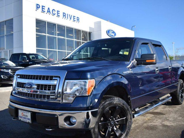 2014 FORD F-150 XLT 4x4 SuperCrew Cab 6.5 ft. box 157 in. WB in Peace River, Alberta