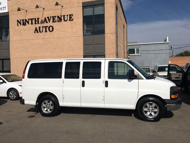 2013 GMC SAVANA SLE All-wheel Drive 8 Passenger Van in Calgary, Alberta