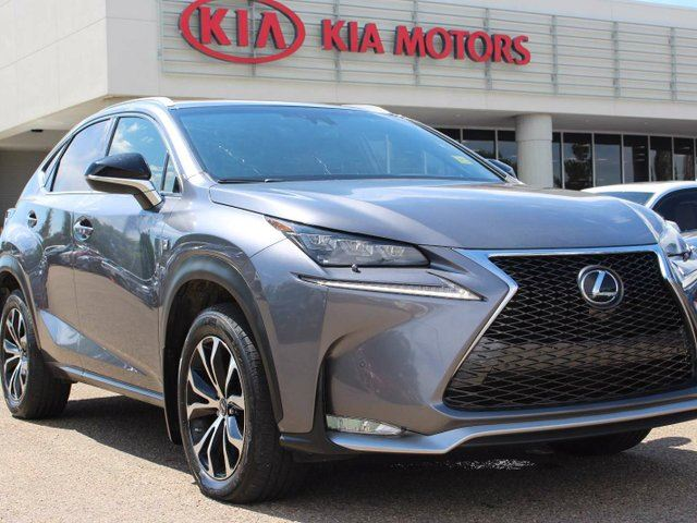 2015 LEXUS NX 200T HEATED WHEEL, SUNROOF, HEATED SEATS, BACKUP CAM, AUX/USB in Edmonton, Alberta