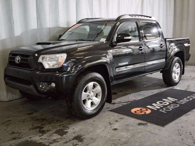 2014 TOYOTA TACOMA DOUBCAB in Red Deer, Alberta