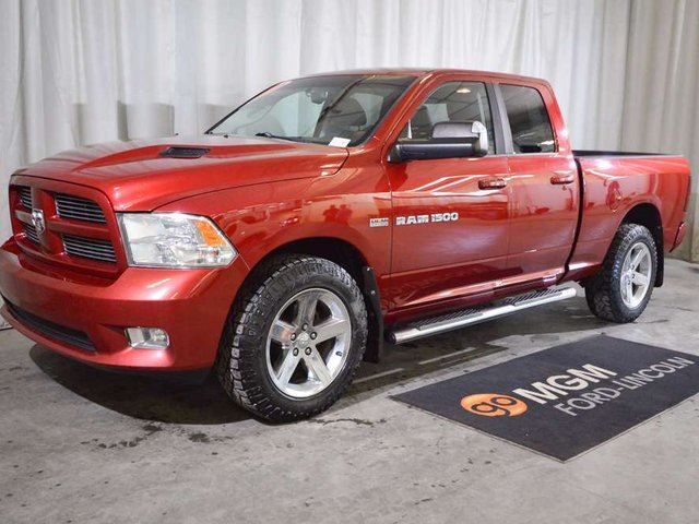 2012 DODGE RAM 1500 Sport in Red Deer, Alberta