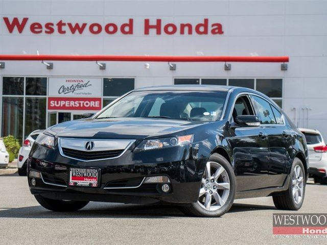 2013 ACURA TL Base - Local, Collision Free! in Port Moody, British Columbia