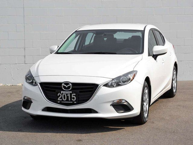 2015 Mazda MAZDA3 GX-SKY Active in Kelowna, British Columbia