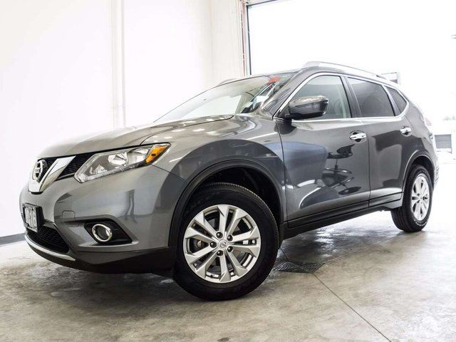 2016 Nissan Rogue SV AWD Special Edition in Kelowna, British Columbia